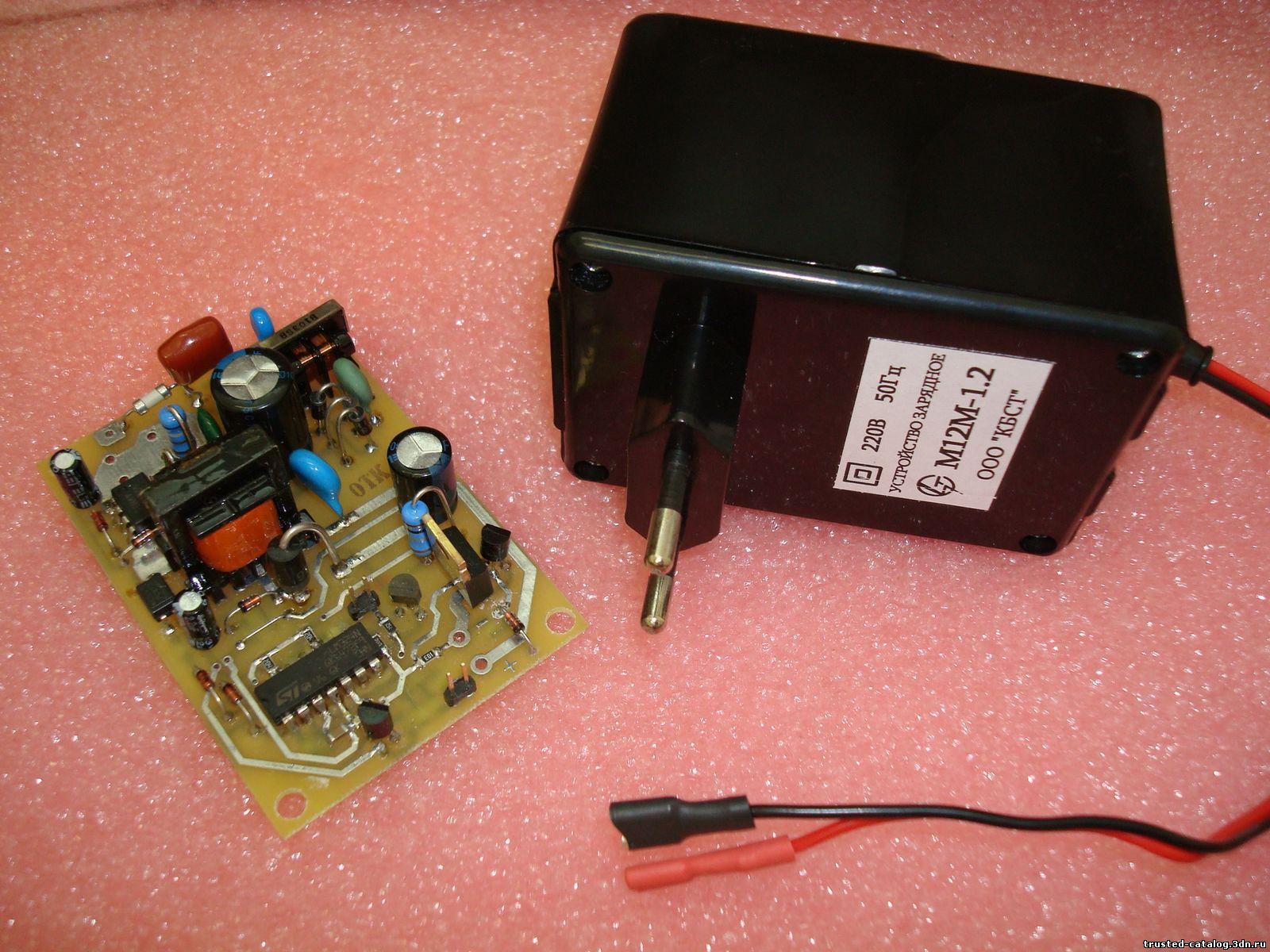 Зарядное устройство М12М-2,5 КБСТ. Отзыв