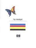 Тестовая страница HP DeskJet 3420