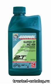 Отзыв про масло Addinol 2T Super MZ406