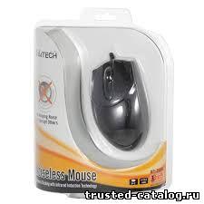 Отзывы про бесшумную мышь A4Tech Noiseless Mouse